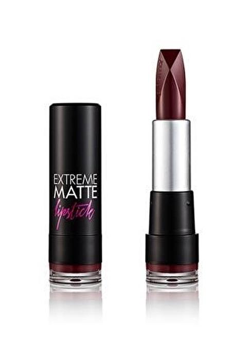 Flormar Extreme Matte Lipstick 07 - Haute Burgundy Renkli